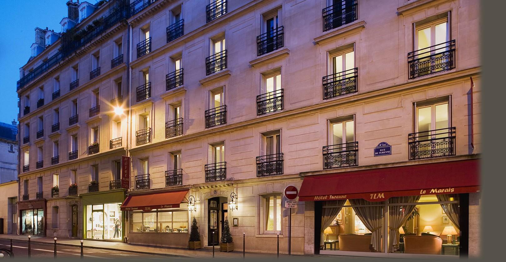 Hotel Turenne Le Marais Hotel Paris